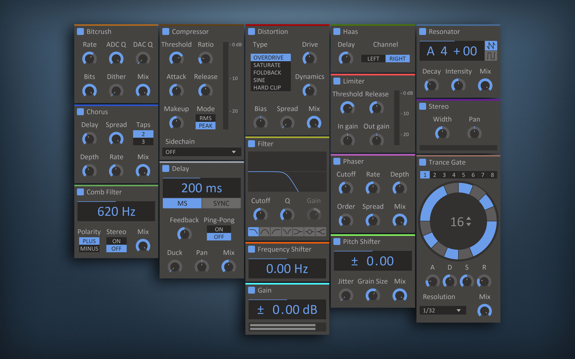 Kilohearts launches Multipass + 17 other plugins  (5 free) - KVR Audio