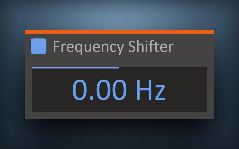 kiloHearts - Frequency shifter
