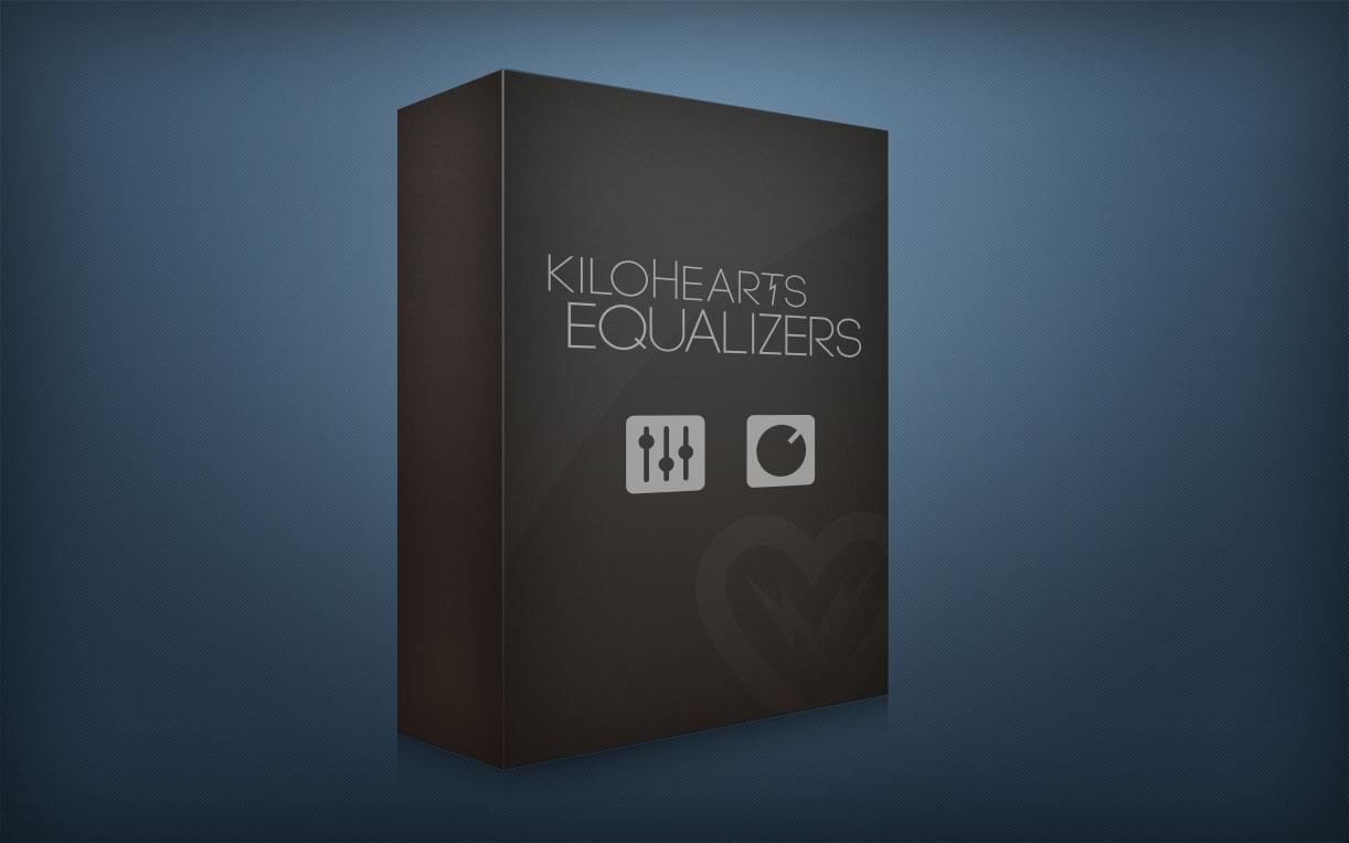 KiloHearts kHs Equalizers