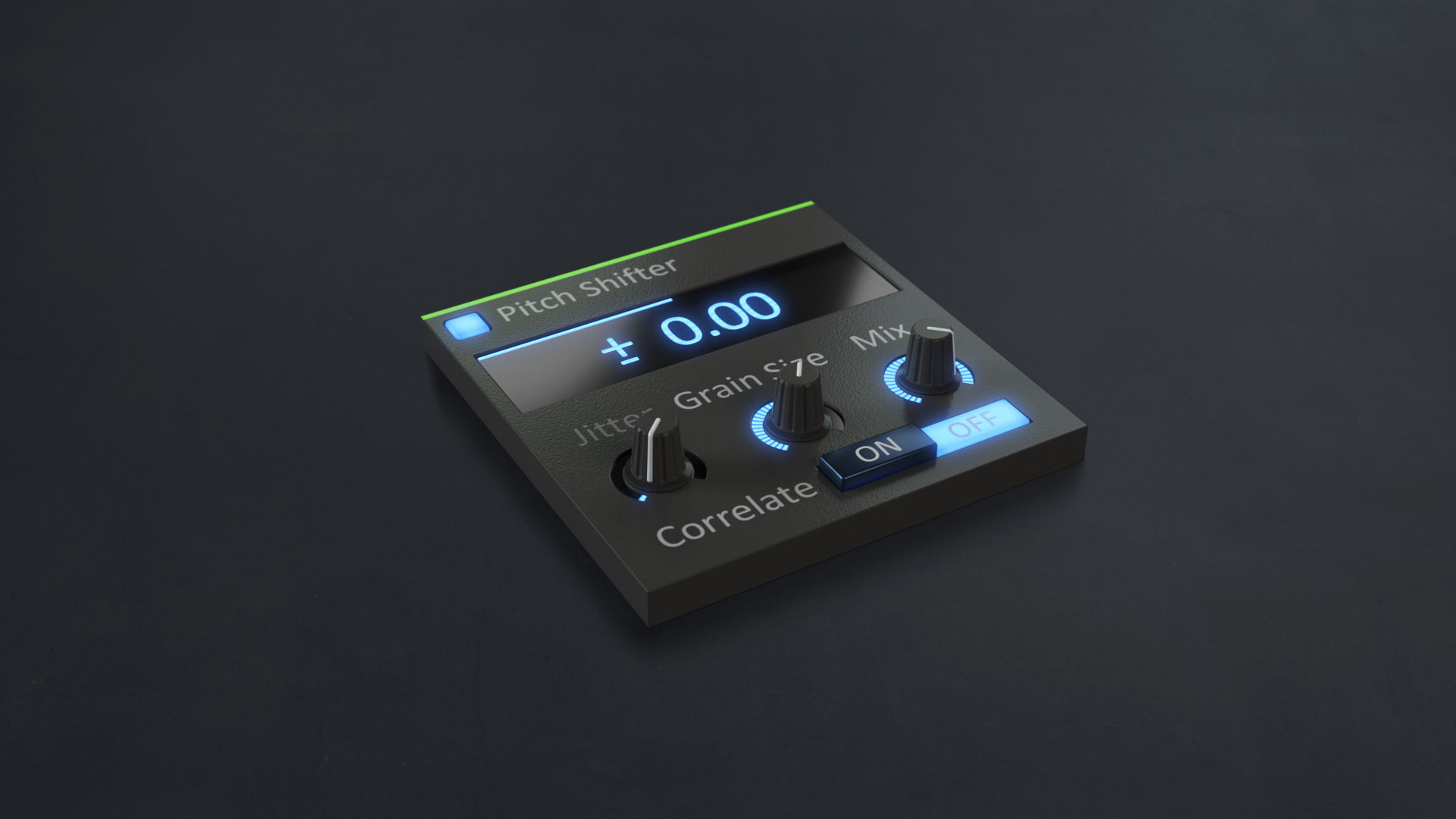 kiloHearts - Pitch Shifter