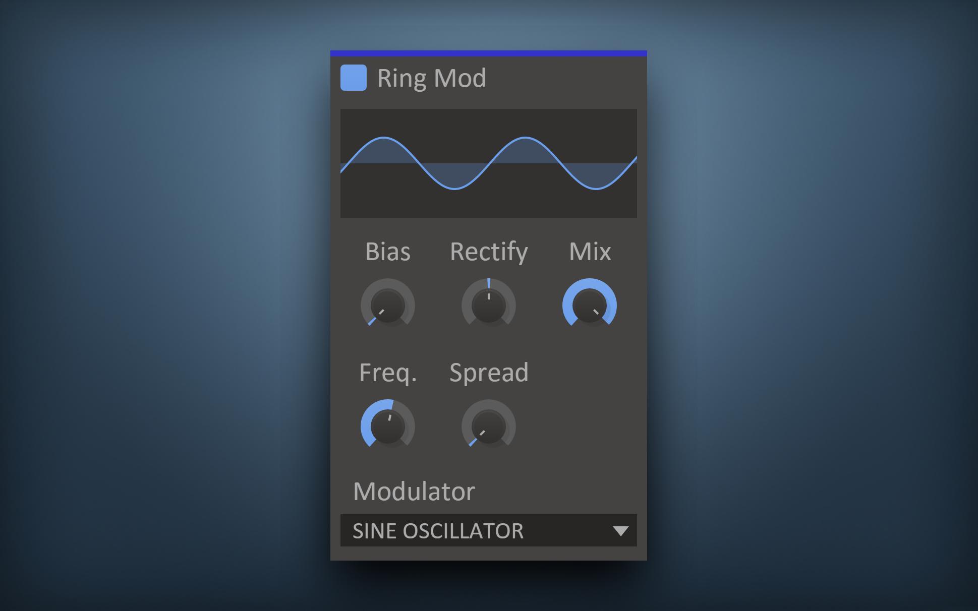 kiloHearts - Ring Mod